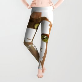 Life Without Cats Leggings