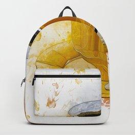 Coffee Art Backpack
