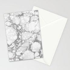 Dot shapes Stationery Cards
