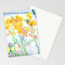 Ornithogalum dubium Stationery Cards