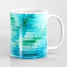 Water Ripples Abstract Mug