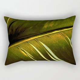 Birds on the Road Rectangular Pillow