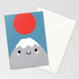 Mt Fuji Stationery Cards