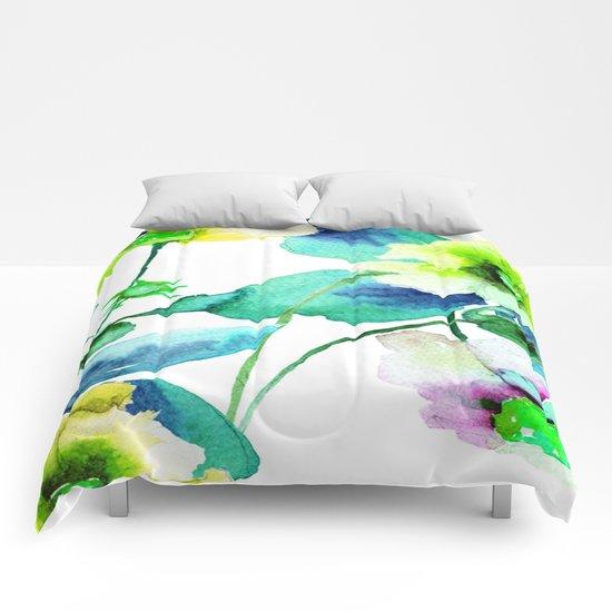 Flowers 08 Comforters