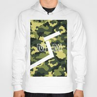 """military Hoodies featuring Military  by """"CVogiatzi."""