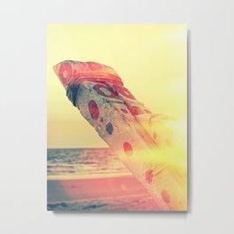 FISHING BOAT HULL 03 - GOA (everyday 11.01.2017) Metal Print
