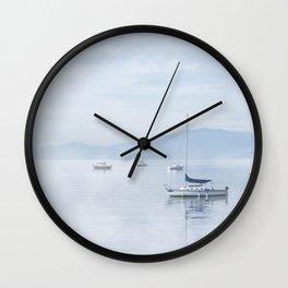 Kitsilano Wall Clock