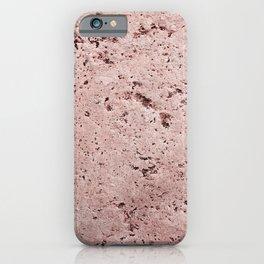 Millennial Pink Wall iPhone Case