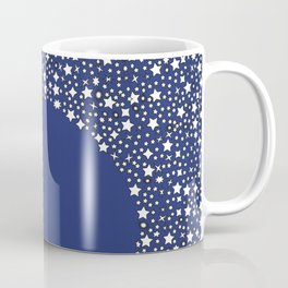 Starstruck Blue Coffee Mug