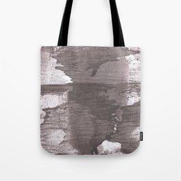 Gray vague wash drawing design Tote Bag