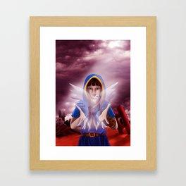 Prophetie Framed Art Print