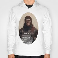 planet of the apes Hoodies featuring Planet of the Apes  by Rotton Cotton Candy