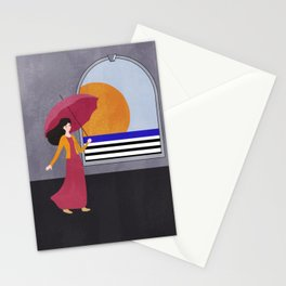 Lovin Autumn Farewell Summer Stationery Cards