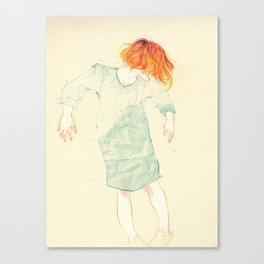 Move! Canvas Print