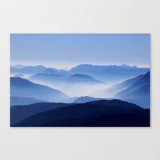 Range Canvas Print