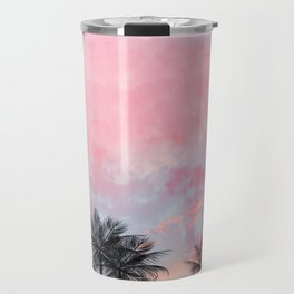 Summer Palm Tree #Society6 #Buyart #Decor Travel Mug