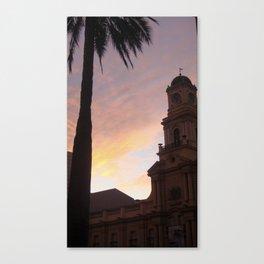 Plaza de Armas, Santiago, Chile Canvas Print