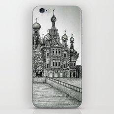 St. Petersburg, Russia iPhone & iPod Skin