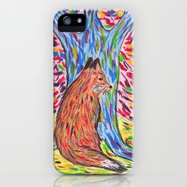 Colours of a Fox iPhone Case