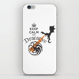 Keep Calm and Drakarys iPhone Skin