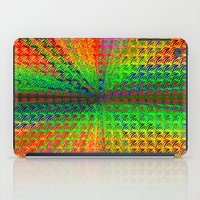 psychedelic iPad Cases featuring Psychedelic by Debbie Clayton