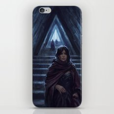 Triangle Hall iPhone & iPod Skin