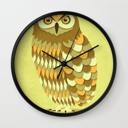 Mowly Wall Clock