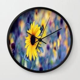 little suns Wall Clock