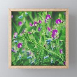 Enchanted Garden Framed Mini Art Print