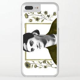 SKAM golden boy Clear iPhone Case