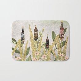 Nature Gold Meadow Bath Mat