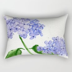 Singin' The Blues Rectangular Pillow