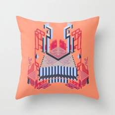 Keep of the Blue Lobster Throw Pillow