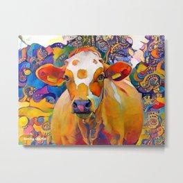 Dairy Queen Metal Print