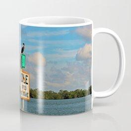 Matanzas Pass Marker 31 Coffee Mug