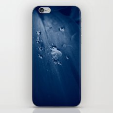 Lily White Tears iPhone & iPod Skin