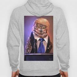 Election 2016 - Donowl Trump Hoody
