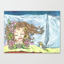 Spring Dreaming  Canvas Print