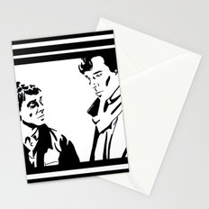 Simple Sherlock Stationery Cards