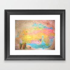 Glinns Framed Art Print