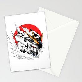 HI NU GUNDAM A-90 Stationery Cards