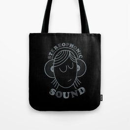 Stereophonic Sound Tote Bag