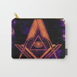 Freemason Symbolism Carry-All Pouch