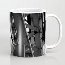 rivets that bind steel Coffee Mug