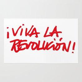 ¡Viva la Revolucion! Rug