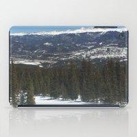 colorado iPad Cases featuring Colorado by A&N2218