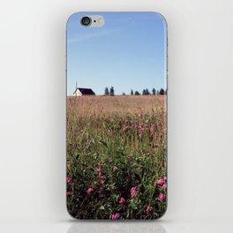 crimsonmeadow iPhone Skin