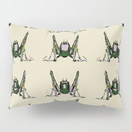 The collection of dead locusts Pillow Sham