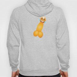 Emoji Dick Lol Hoody