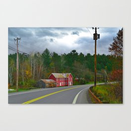 American Journey Canvas Print